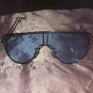 Accessories - Blue glasses